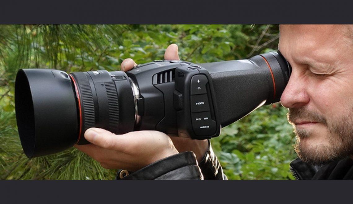 העינית הראשונה למצלמות פוקט