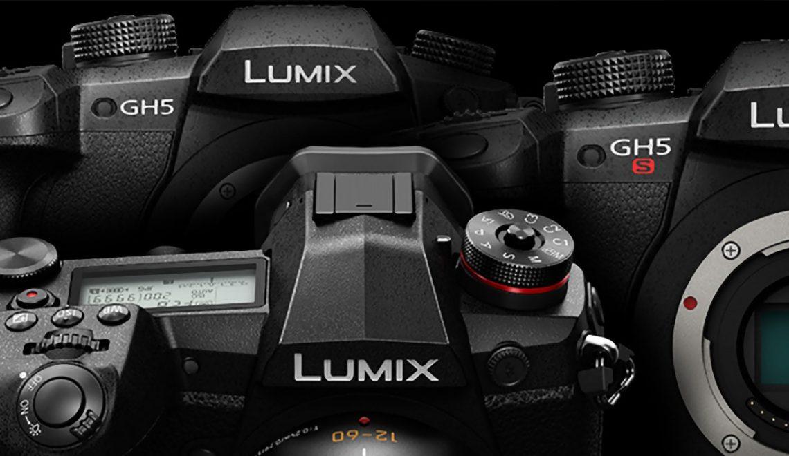 עדכון למצלמות S1, S1H, GH5, GH5s וG9-