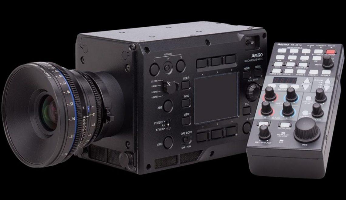 מצלמת 8k בקצב של 120 תמונות בשנייה
