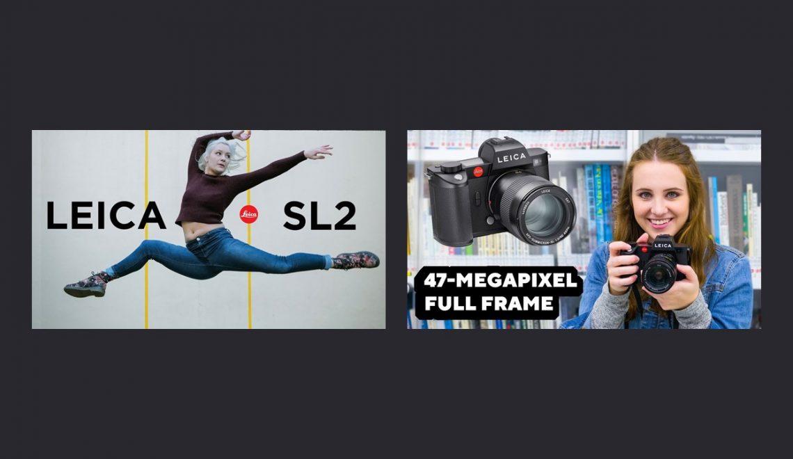 שתי התרשמויות ראשונות ממצלמת SL2