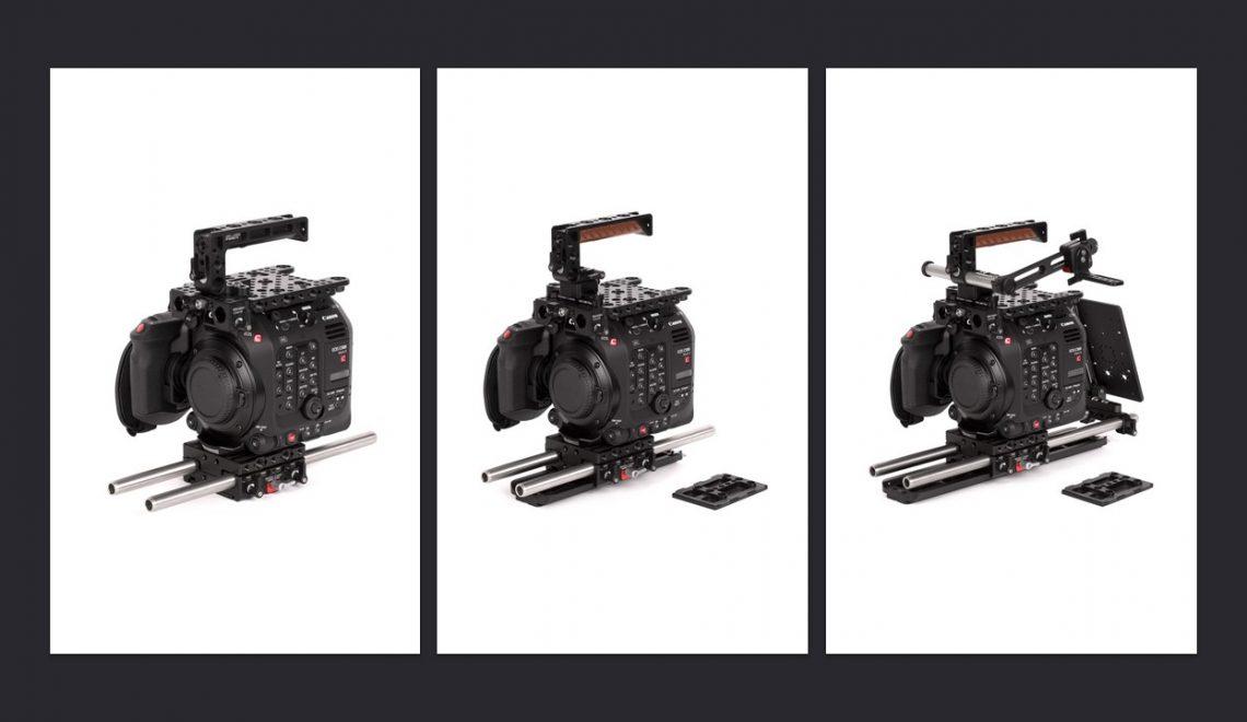 אביזרים למצלמת C500 של קנון