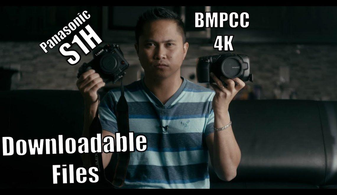 השוואה בין מצלמת פנסוניק S1H לפוקט