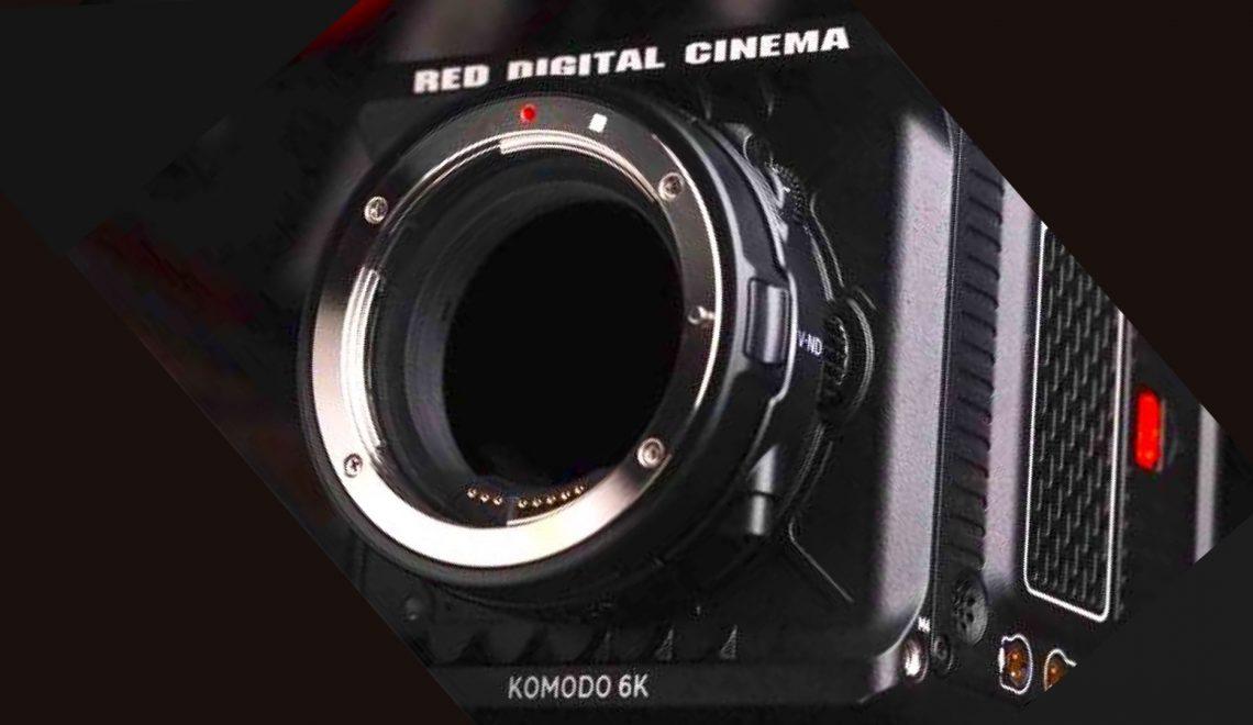 גרסת 1.2 של הבטא למצלמת Komodo