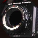פרטים נוספים על מצלמת Komodo