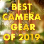 ציוד הצילום הטוב ביותר ל-2019