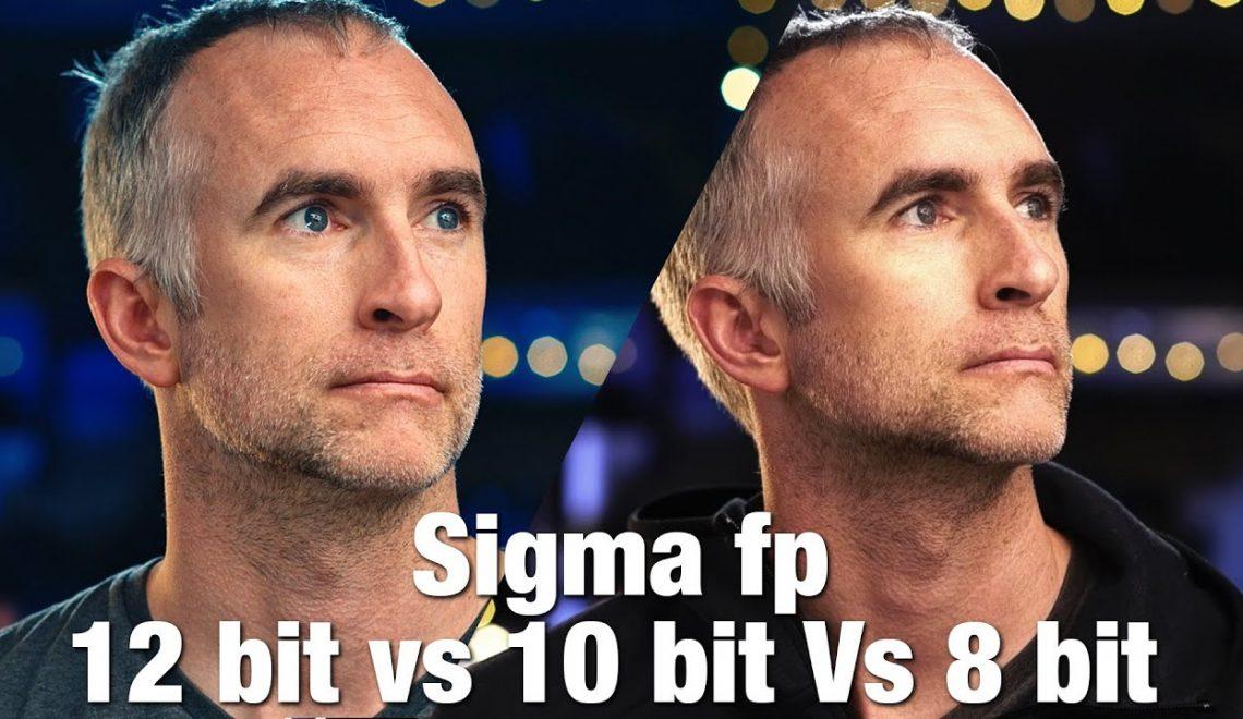 השוואה בין מצבי וידאו ב-Sigma fp
