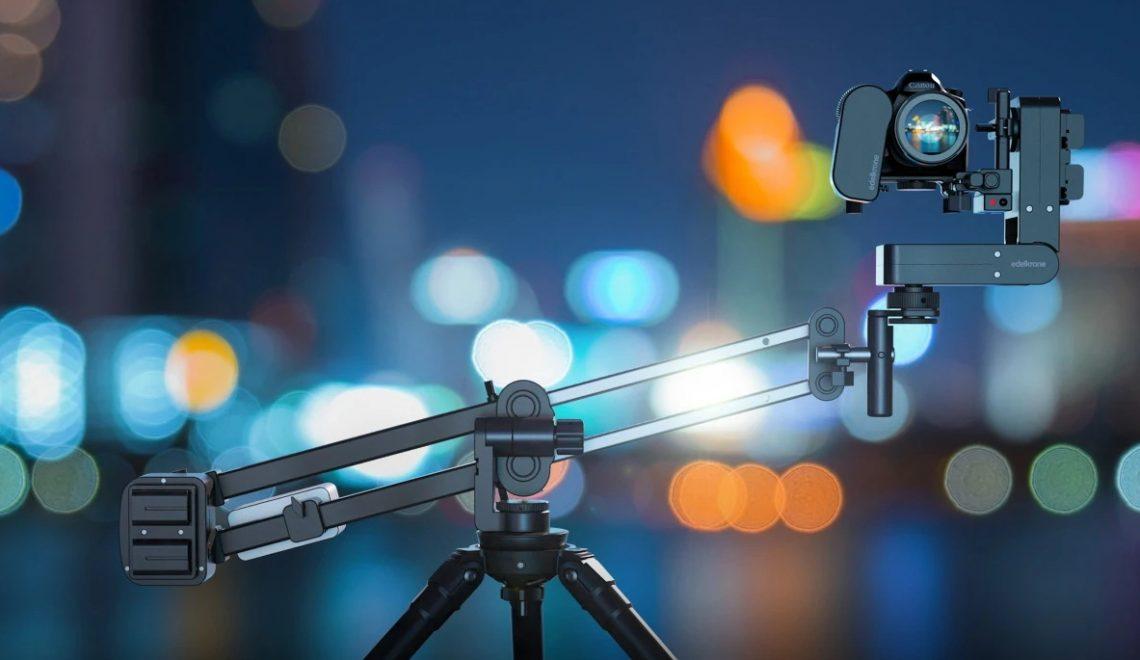 סליידר קומפקטי למצלמות קלות