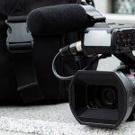 שלוש מצלמות וידאו 4k של פנסוניק