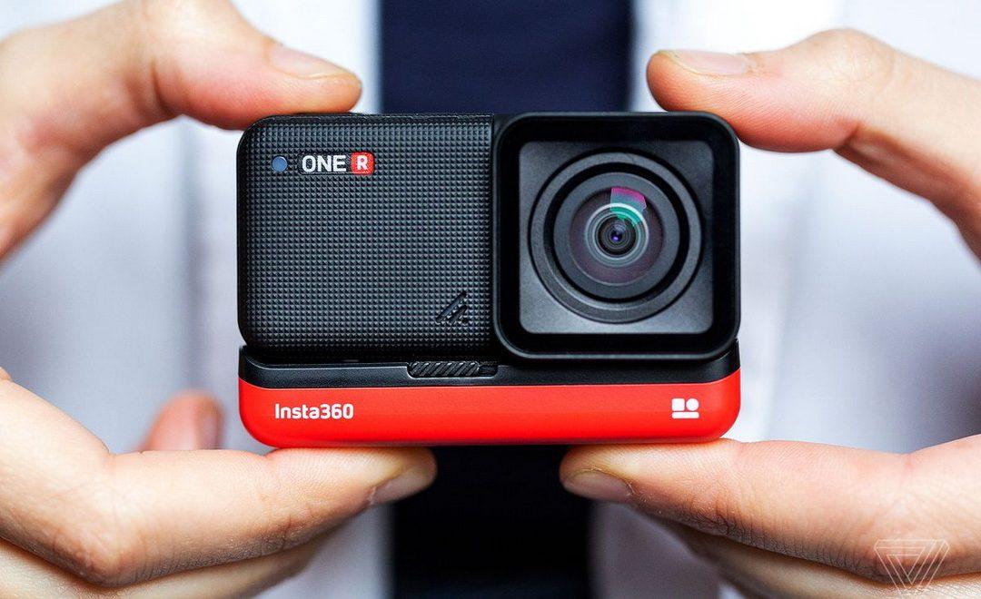 עדכון למצלמות 360 ONE R/X