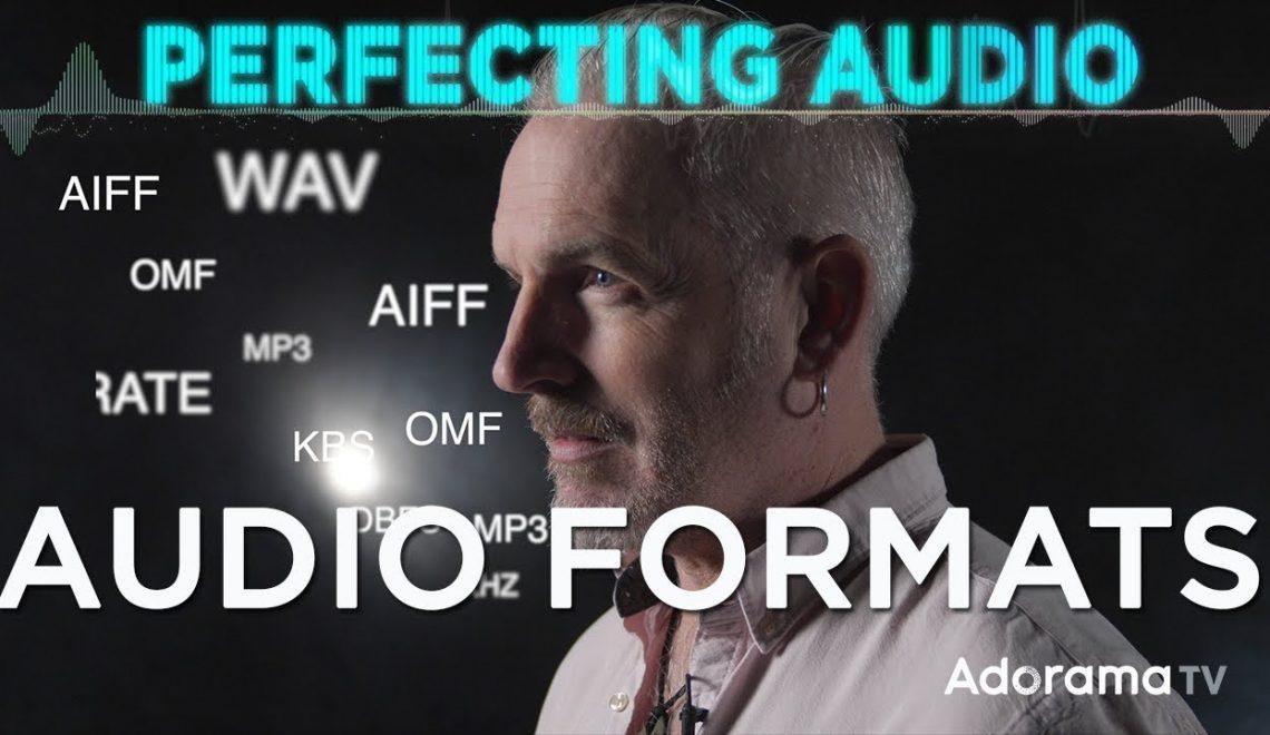 כל מה שצריך לדעת על פורמטי אודיו