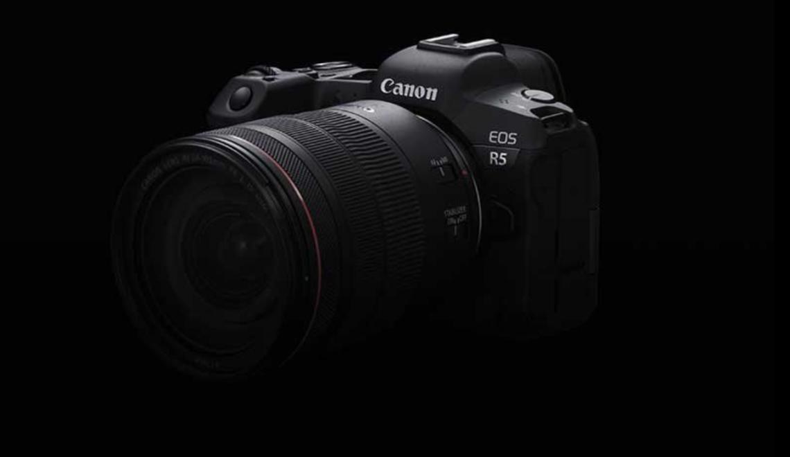 קנון הודיעה רשמית על פיתוח מצלמת 8k