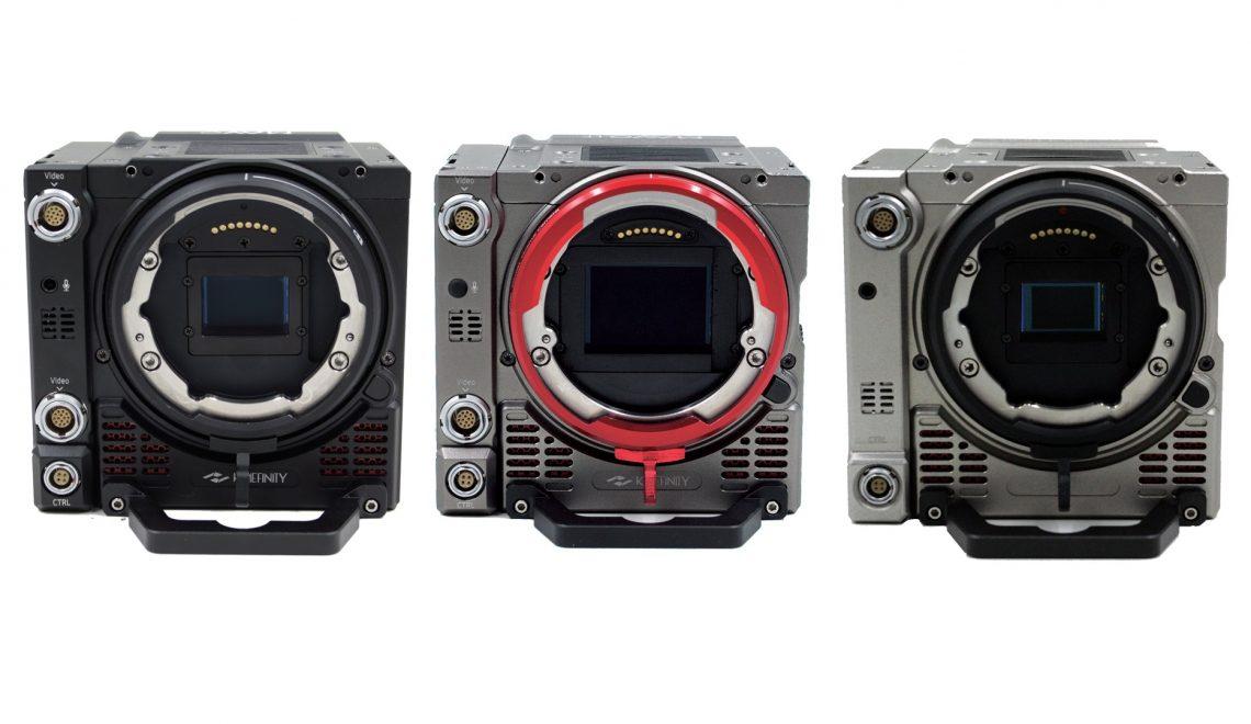 מחירים ושדרוג למצלמות של Kinefinity