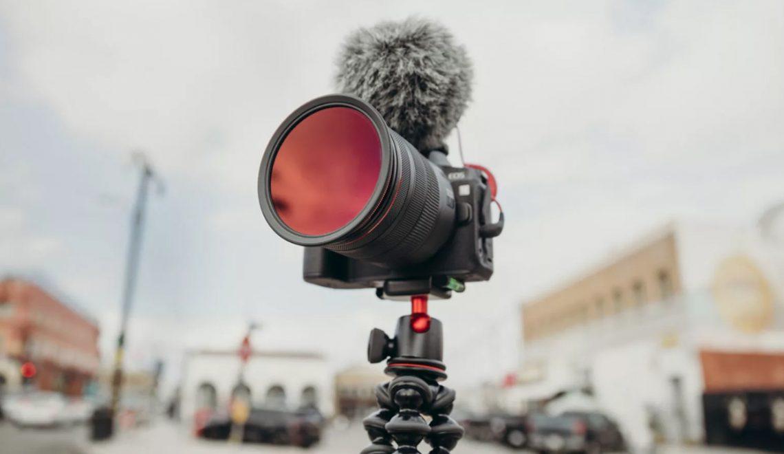 יצרנית חדשה לעדשות ופילטרים למצלמות