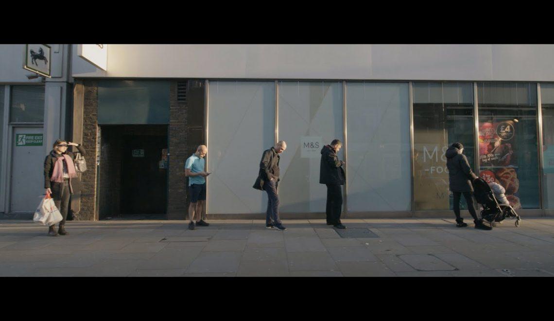 לונדון בקורנה – הסרט השני עם MAVO LF
