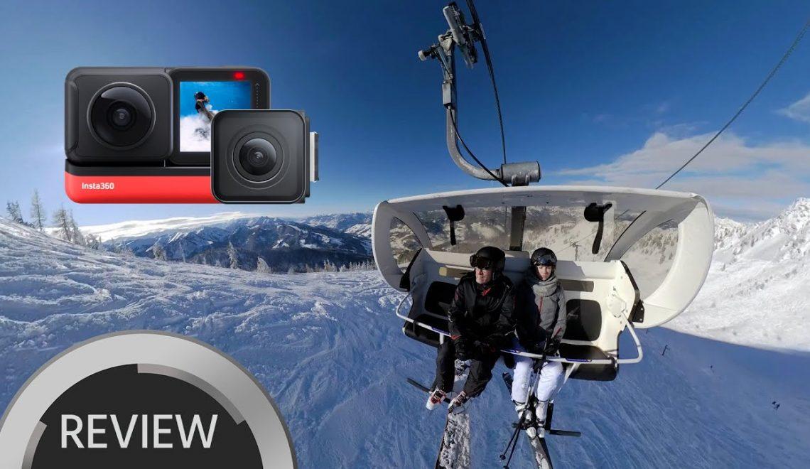 סקירה של מצלמת Insta360 One R