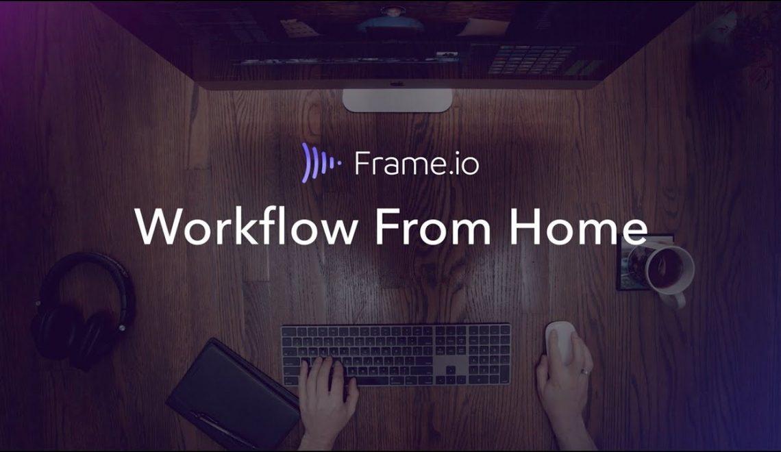 שירות Frame.Io משיק סדרה לימודית ללא תשלום.