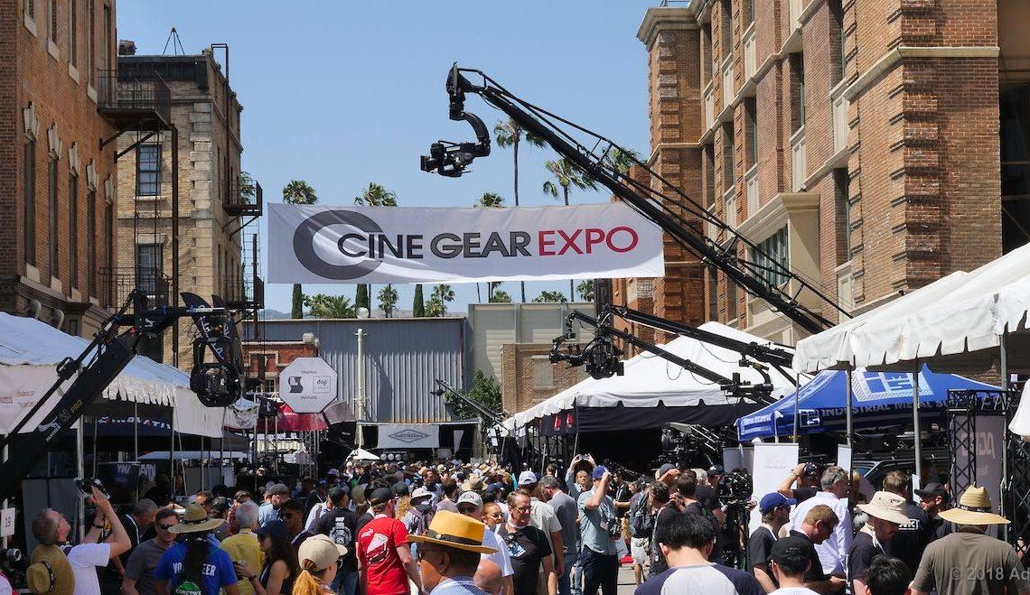 שינוי מועד לתערוכת Cine gear