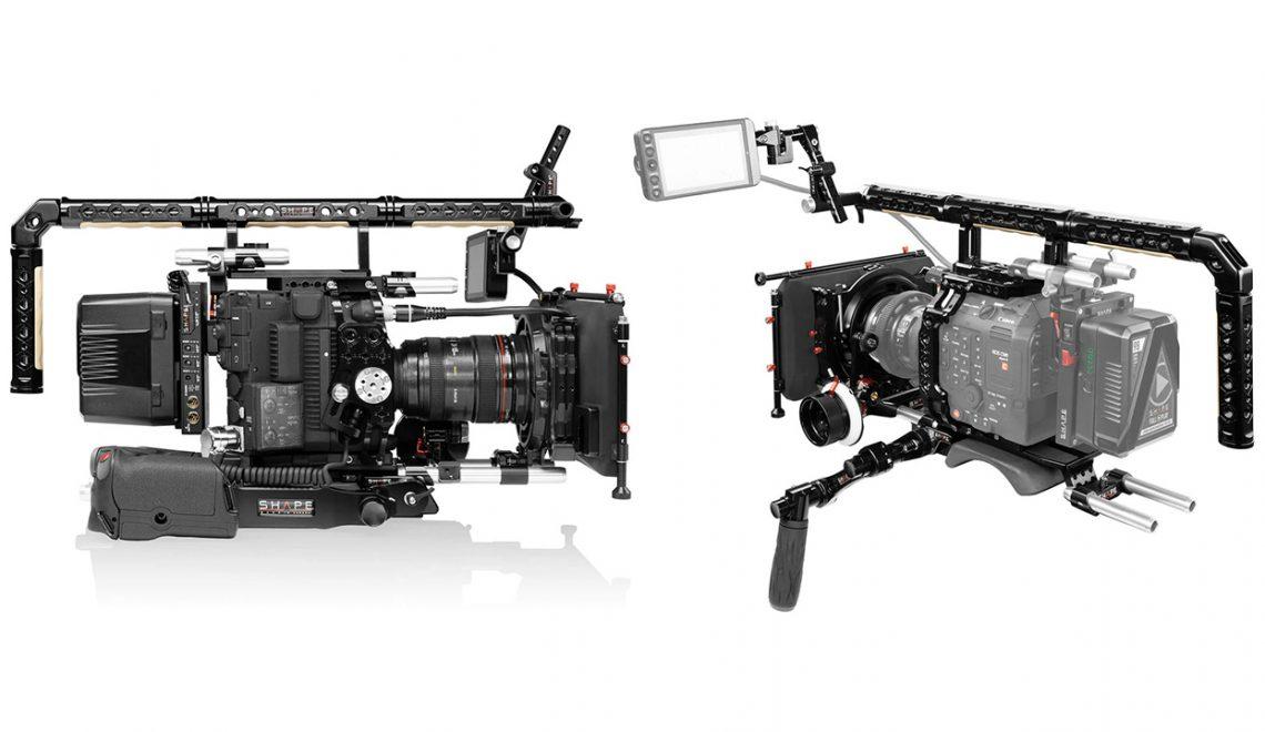 מתקון למצלמת C500 II