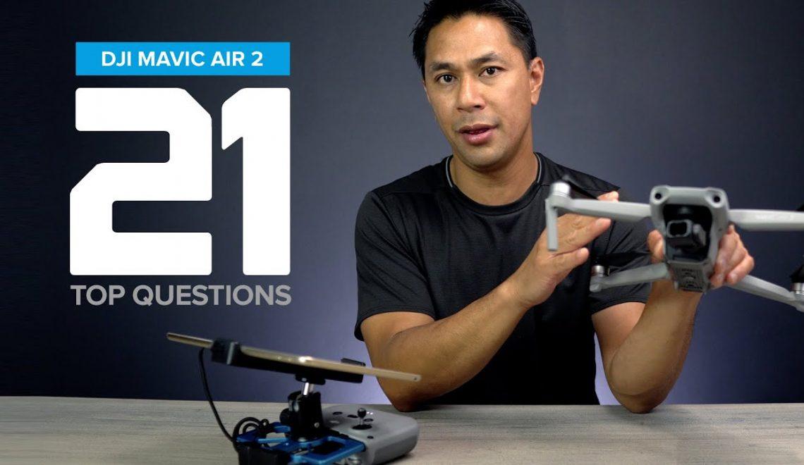עשרים ואחת שאלות ותשובות לגבי MAViC AIR 2