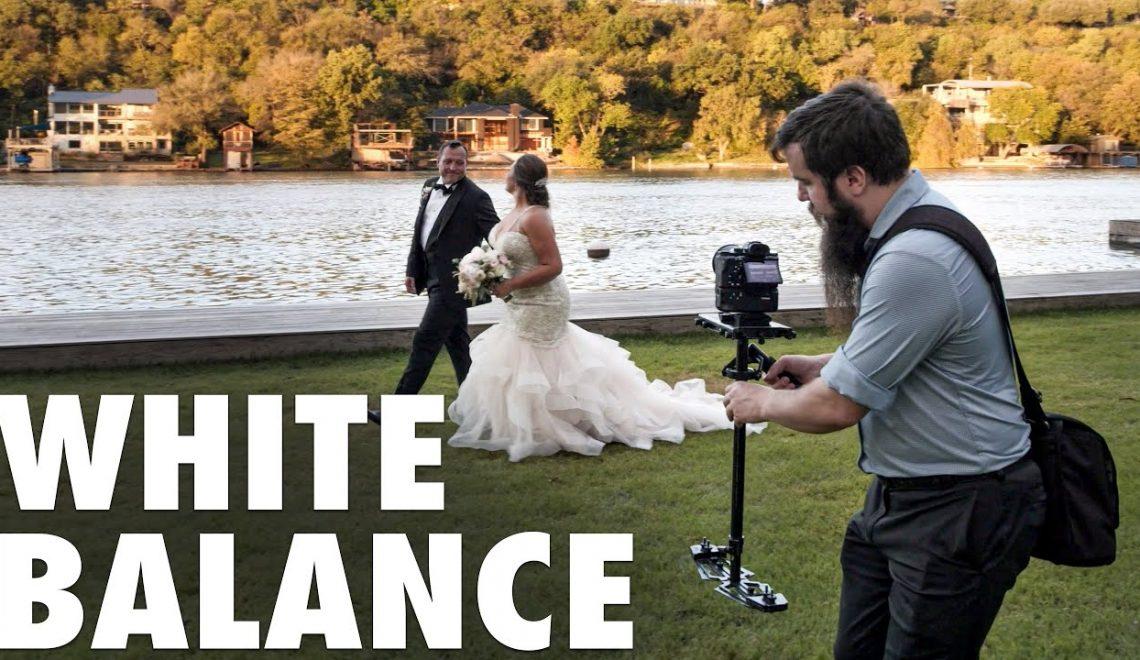 איזון לבן בווידיאו