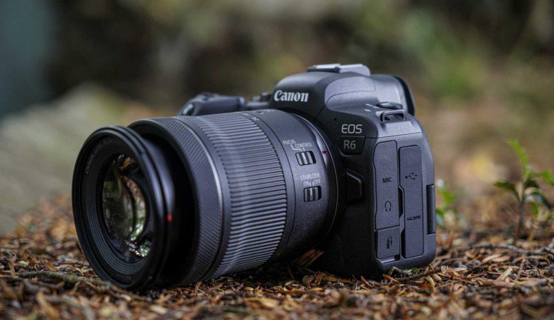 מצלמת EOS R6 של קנון הושקה