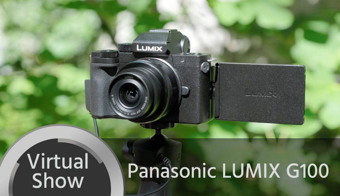 התרשמות ראשונה ממצלמת Lumix G100