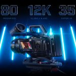 הוזלה במחיר של מצלמת 12k של BlackMagic