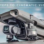 חמישה טיפים לצילום קולנועי עם Mavic AIR 2