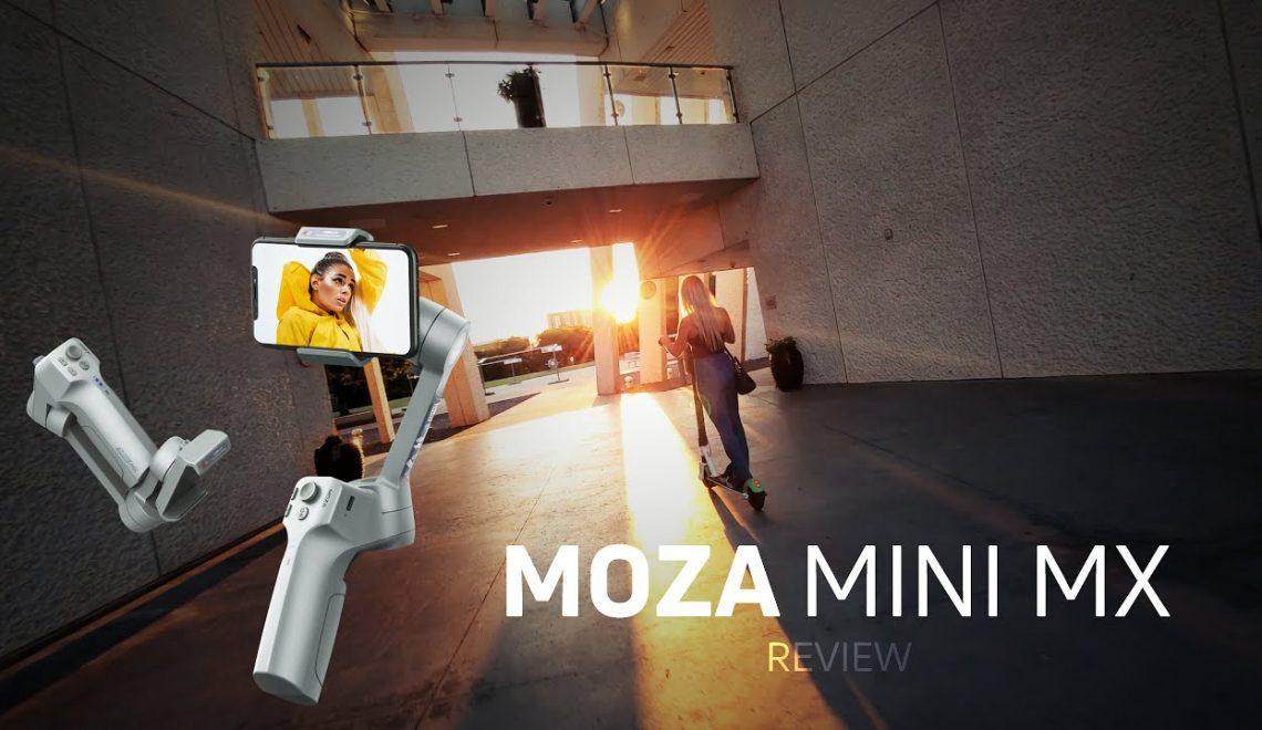 סקירה של המייצב לטלפונים Mini MX