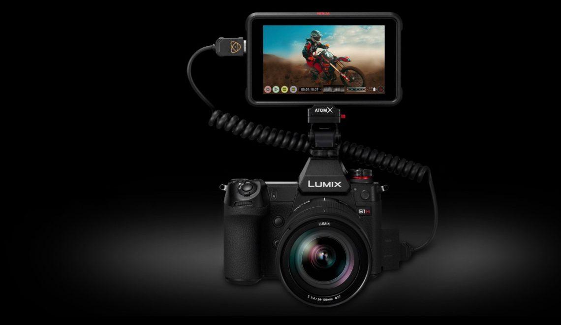 הקלטת 5.9k ממצלמת Lumix S1H