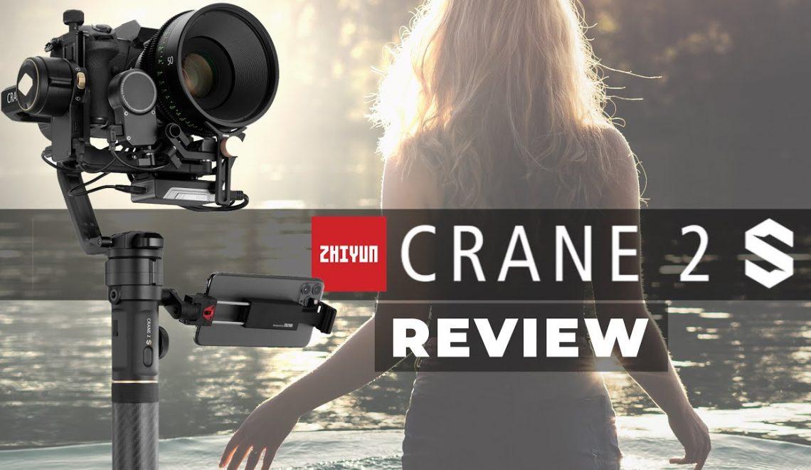 סקירה של CRANE 2S