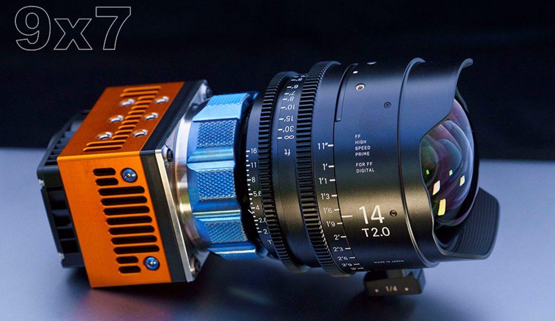 מצלמת 65 מיליון פיקסלים לקולנוע