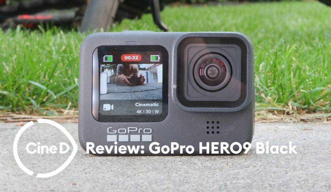 סקירה של מצלמת HERO 9 BLACK