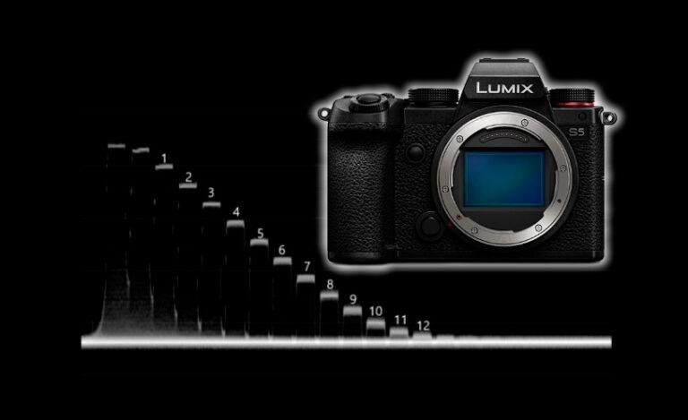בדיקת מעבדה של LUMIX S5