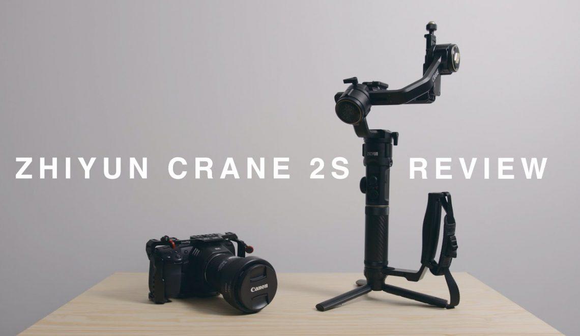 בחינה של המייצב CRANE 2S
