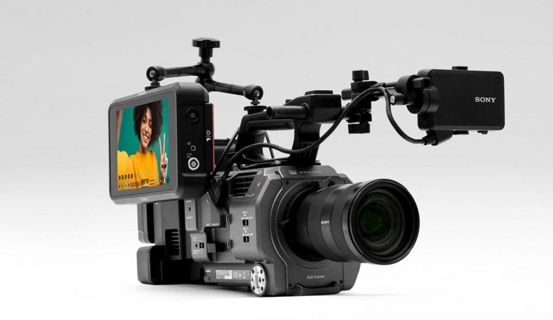 הקלטת ProRes RAW ממצלמת PXW-FX9