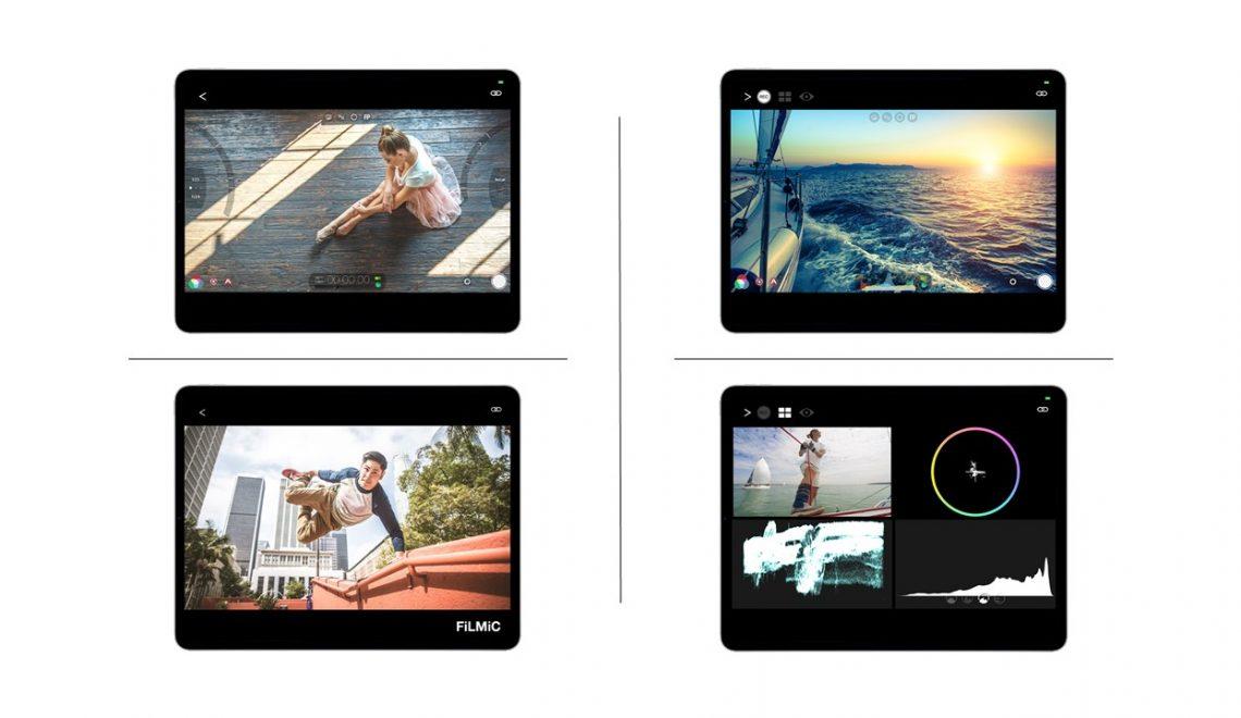 מערכת בקרה לצלמים עם טלפונים