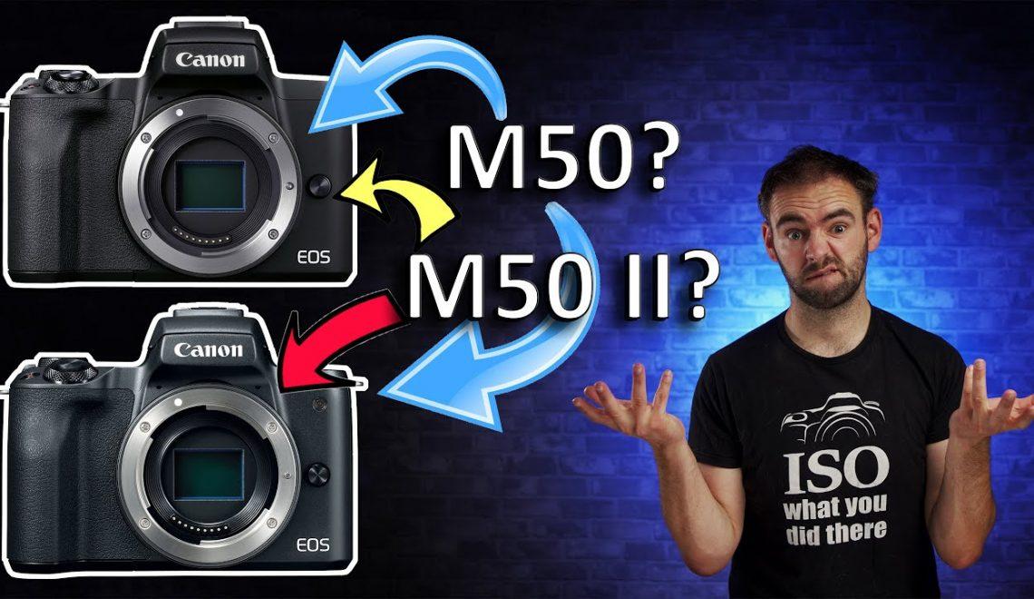 ההבדל בין M50 ל-M50 Mark II