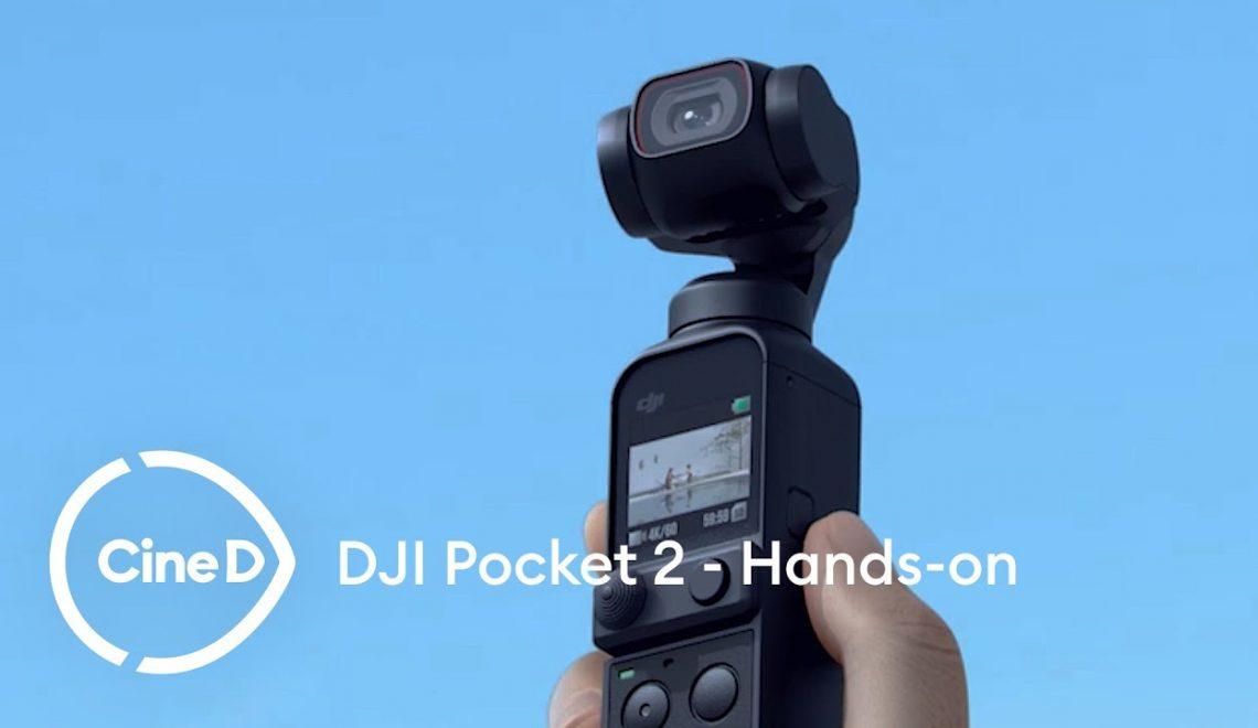 סקירה של Pocket 2