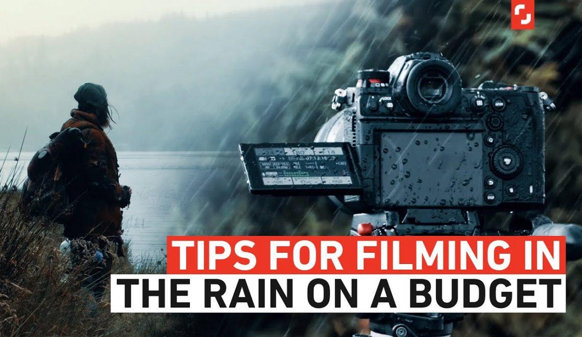 טיפים לצילום בגשם