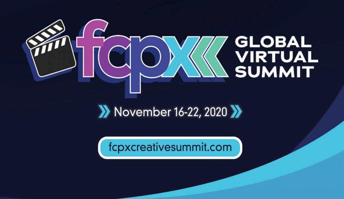 האירוע השנתי של FCPx יערך באופן מקוון