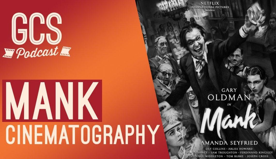 מאחורי הקלעים של צילום MANK