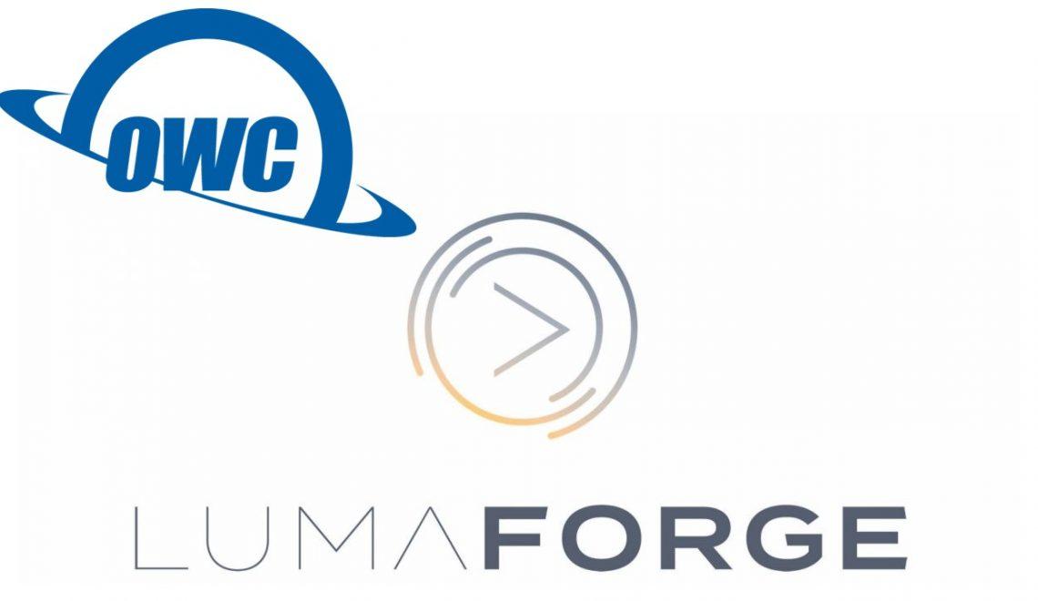 חברת OWC רוכשת את LumaForge