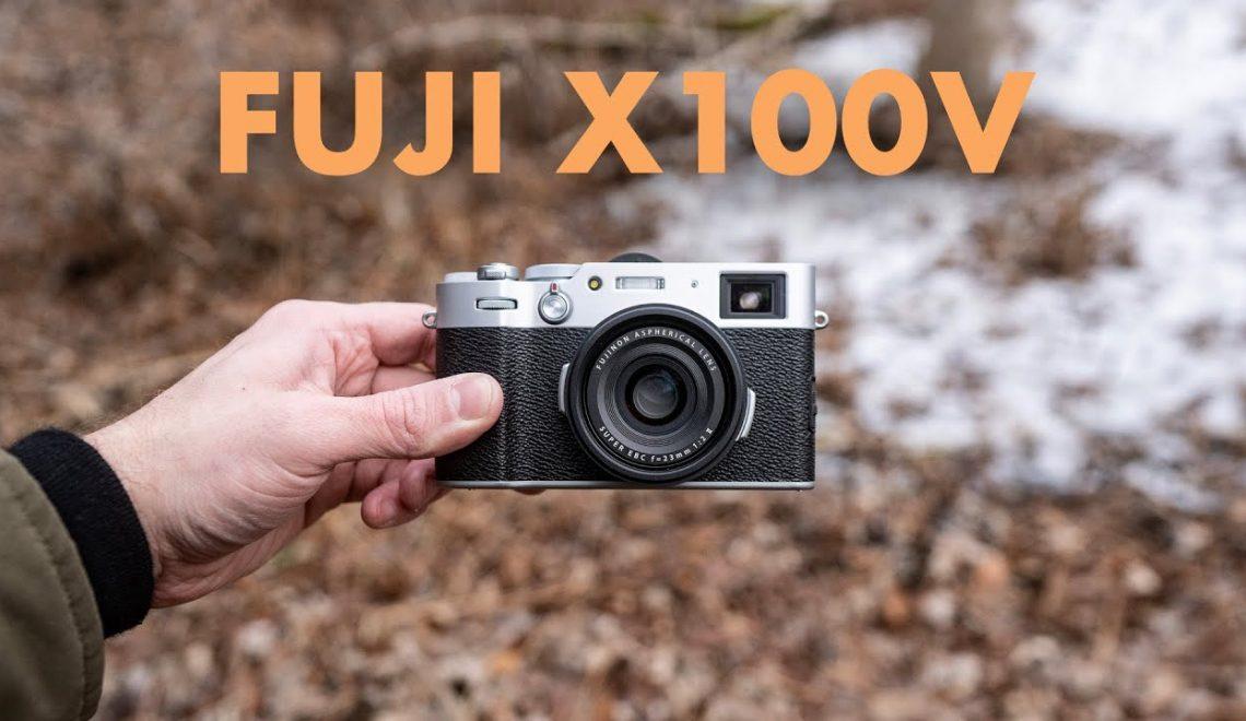 סיבות לאהוב את מצלמת X100V