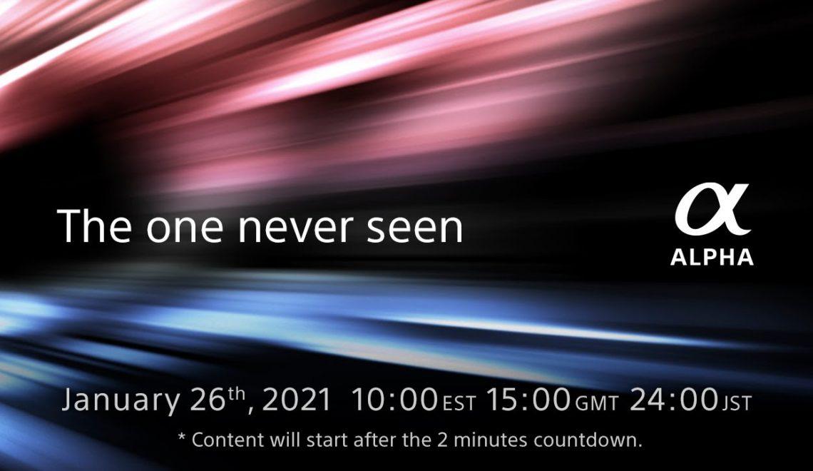 מצלמה חדשה של סוני ב-26.1?