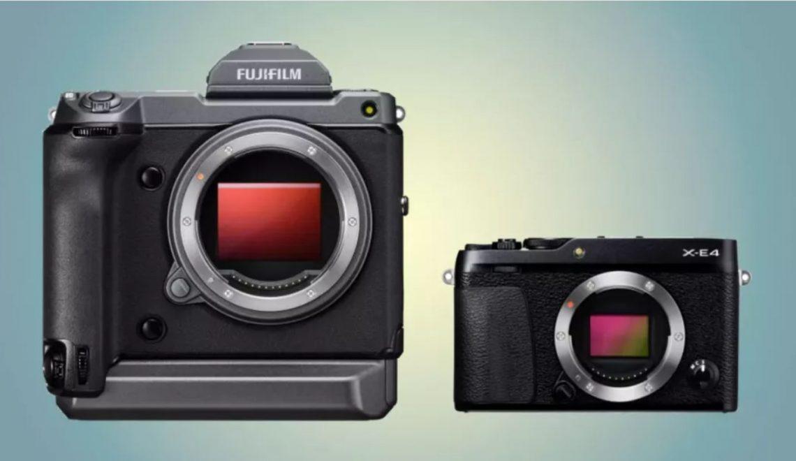 שתי מצלמות חדשות של פוג'י