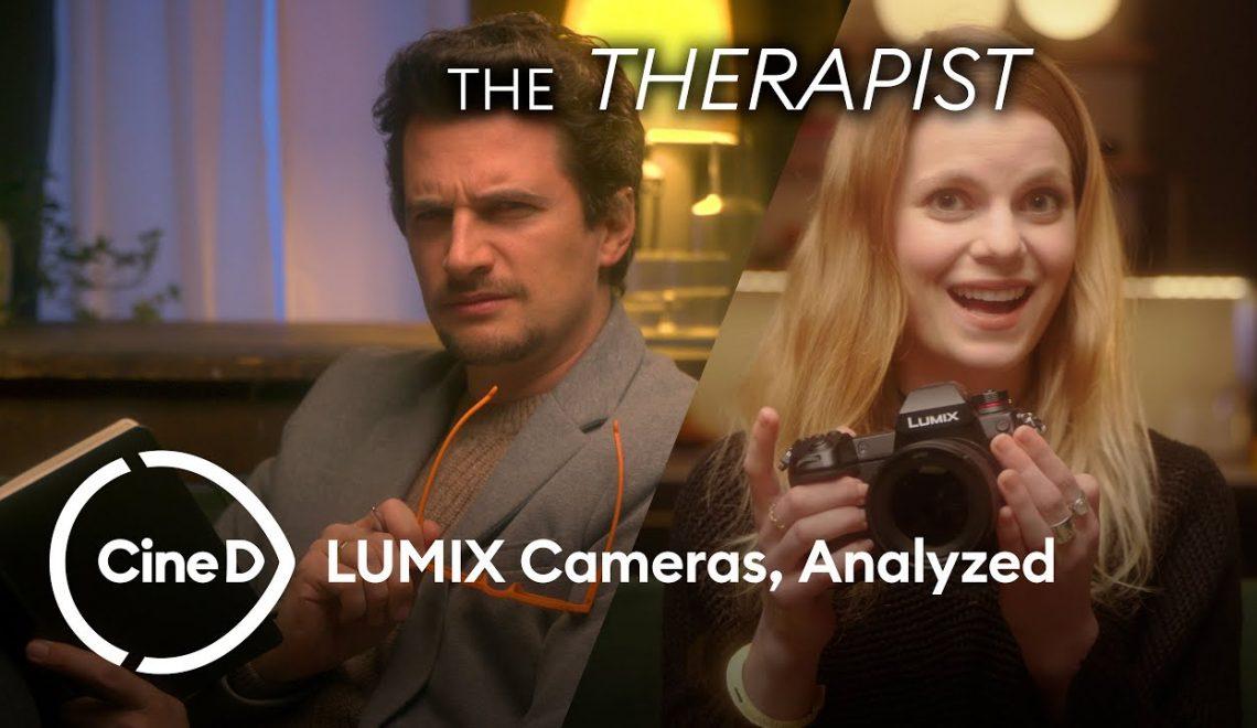 בחירת מצלמת Lumix