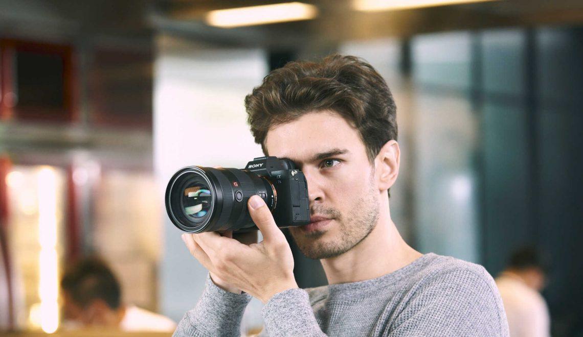 גרסה 2.0 למצלמת Alpha a7S III