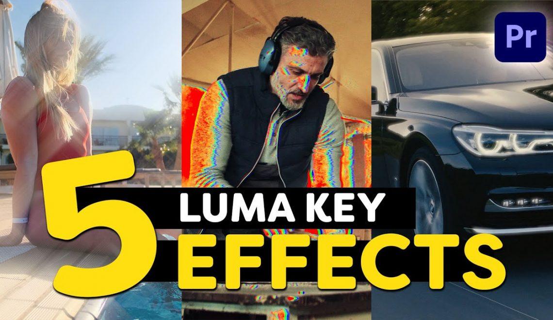 חמישה אפקטים של לומה קיי