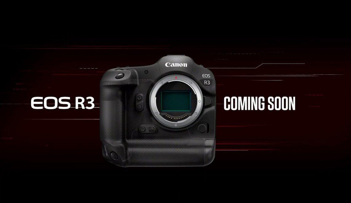 הוכרזה מצלמת EOS R3